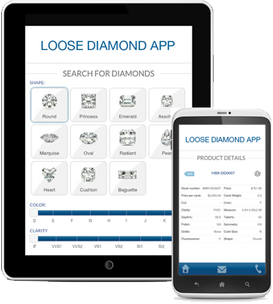 loose diamonds app
